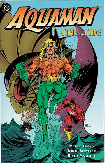 Aquaman - King of the Seas Aqua_TimeTide