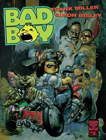 What comics are you reading? Badboy
